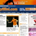 The College Publisher site, The Daily Illini, is frequently referred to as the best designed CP site.